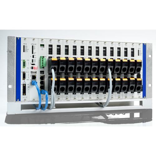 【net-line BCU-50】 Modular bay station controller 9
