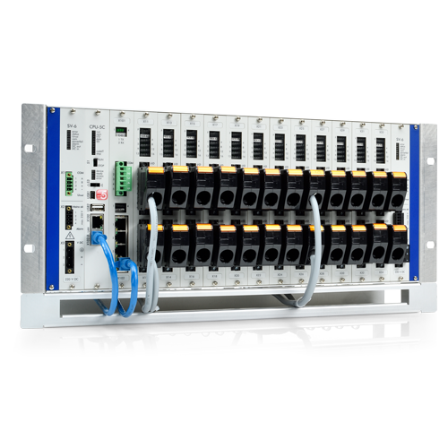 【net-line BCU-50】 Modular bay station controller 8