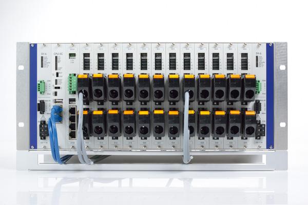 【net-line BCU-50】 Modular bay station controller 2